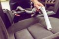 tips tự dọn nội thất ô tô tại nhà